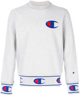 Champion logo sweatshirt