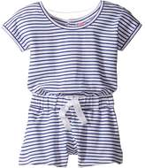 Seafolly Cute D'Azure Playsuit (Toddler/Little Kids)