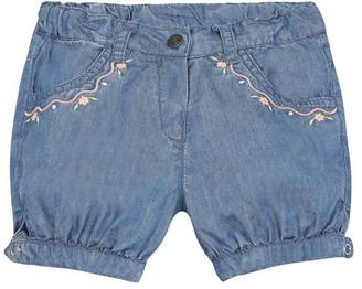 3 Pommes Baby Girl Shorts