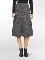 Calvin Klein Double Faced Knit Skirt