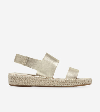 Cole Haan Cloudfeel Espadrille Sandal