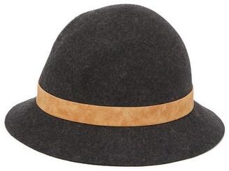 Round Wool Hat