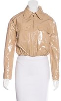 Carven Lightweight Cropped Jacket