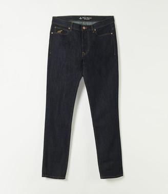 Vivienne Westwood Classic Tapered Jeans Blue denim