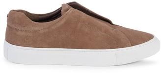 J/Slides Luv Suede Slip-On Sneakers
