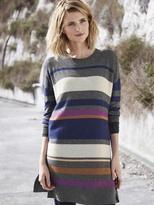 White Stuff Tarragon stripe tunic