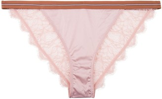 LOVE Stories Wild Rose Blush Lace Pantie