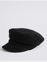M&S Collection Captain Winter Hat