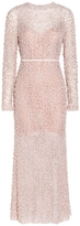 Elie Saab Pearl Beaded Dress