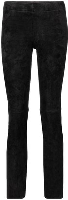 STOULS Jacky suede skinny pants