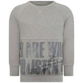 John Galliano John GallianoBoys Grey Sweater