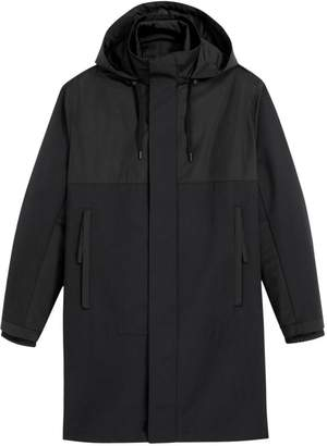 Theory Philip Diffusion Hooded Jacket