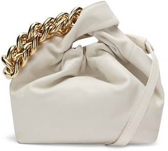 DeMellier Santa Monica Chain Leather Top Handle Bag