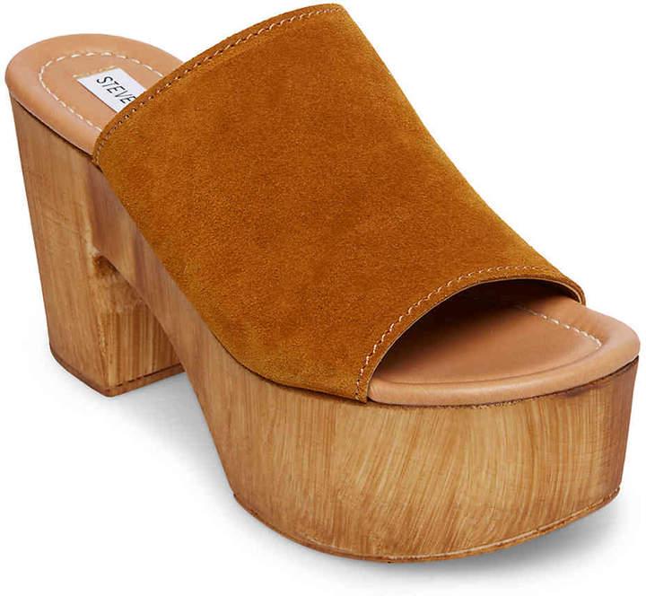 ed4945230c Steve Madden Brown Platform Women's Sandals - ShopStyle