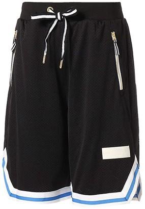 Puma Spin Move Shorts Black) Men's Shorts