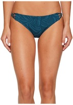 Roxy Jungle 70's Bikini Bottom Women's Swimwear