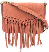 Rebecca Minkoff tassel crossbody bag - women - Leather - One Size