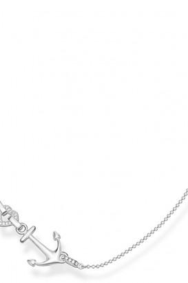 Thomas Sabo Jewellery Love Anchor Anchor and Heart Necklace KE1851-051-14-L45V