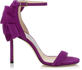 Jimmy Choo KERRY 100 Madeline Suede Sandals