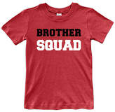 Urban Smalls Red 'Brother Squad' Tee - Toddler & Boys