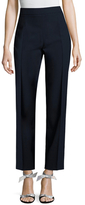 Carolina Herrera Wool Ankle Pant