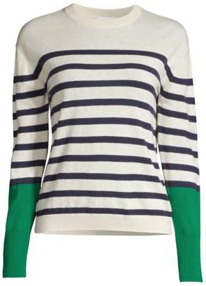 Escada Sport Stelina Striped Pullover
