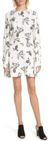 A.L.C. Women's Lauren Print Silk Dress