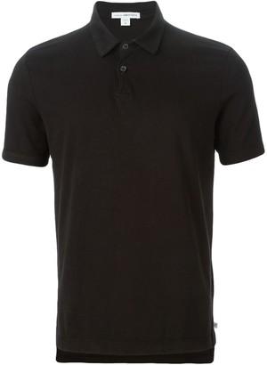 James Perse Basic Polo Shirt