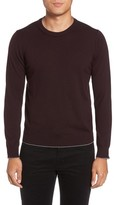 Eleventy Men's Virgin Wool Crewneck Sweater