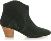 Etoile Isabel Marant Dicker 45mm suede ankle boots