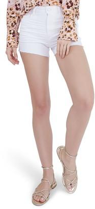 Paige Margot Denim Shorts