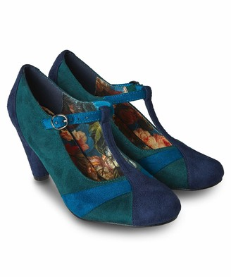 Joe Browns Women's Pacific Heights T-Bar Shoes Mary Jane Flat