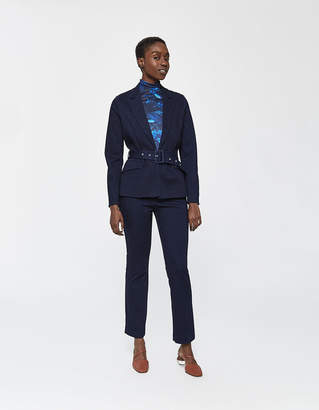 Just Female Antonino Belted Blazer