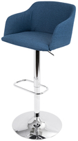 Lumisource Daniella Adjustable Height Barstool