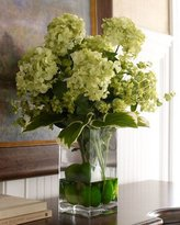 John-Richard Collection Classic Greens Faux Floral