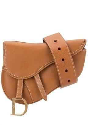 Christian Dior pre-owned Saddle belt bag