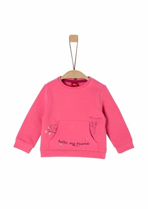 S'Oliver Baby Girls' 65.909.41.2762 Sweatshirt