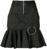 Marques Almeida Marques'almeida - peplum skirt - women - Cotton/Polyester - 6