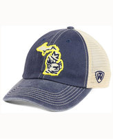 Top of the World Michigan Wolverines Heritage Collection Mesh Trucker Cap