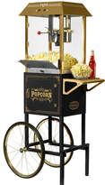 Nostalgia Electrics 10 oz. Kettle Popcorn Cart