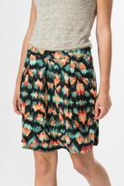 Skunkfunk Printed Short Skirt