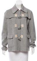 Ports 1961 Wool & Cashmere-Blend Toggle Coat