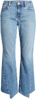 Thumbnail for your product : ÉTICA Micki Cropped Distressed Jeans