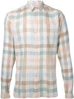 Oliver Spencer checked shirt