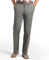 Izod American Classic-Fit Wrinkle-Free Flat Front Chino Pants