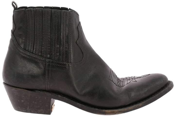 Golden Goose Flat Booties Shoes Women