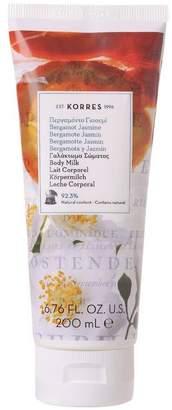 Korres Bergamot Jasmine Body Milk 200Ml