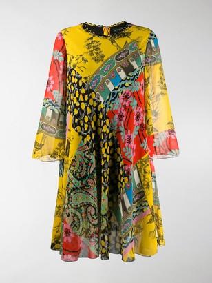 Etro Oversized Printed Dress