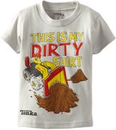Freeze Little Boys' Tonka Dirty Shirt Tee Toddler