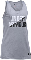 Under Armour Softball Tank Top, Big Girls (7-16)